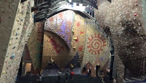 climbing trad