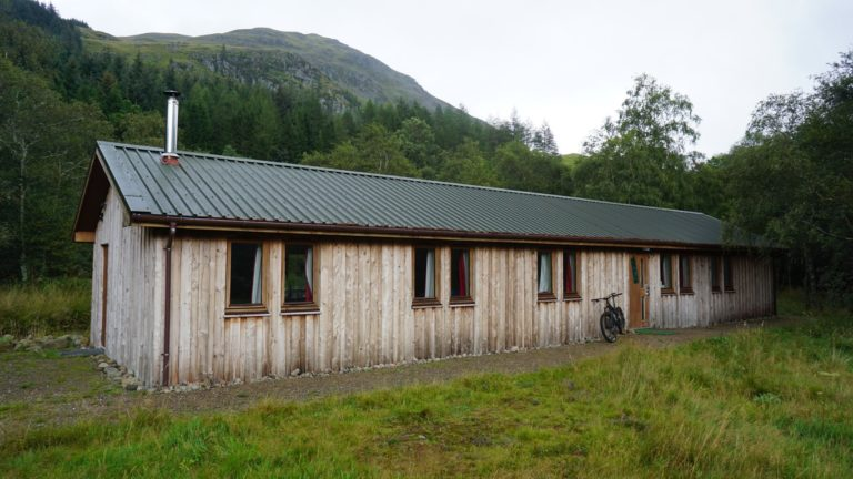 Braedownie Hut meet, Glen Clova, September 2019