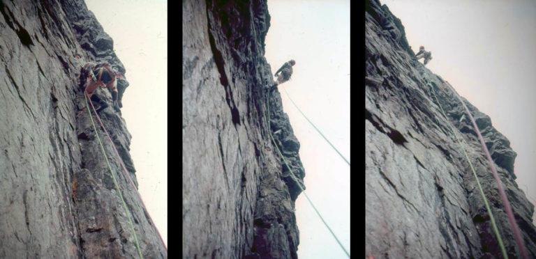 LMC Memories, First Ascent of Spacewalk, Aonach Dubh